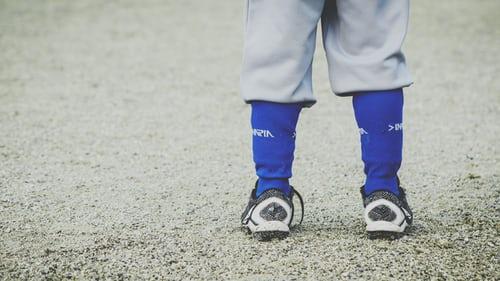 少年野球の画像