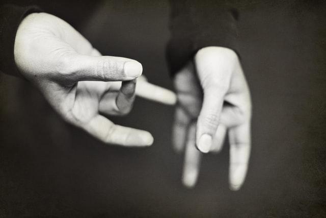 手話の画像