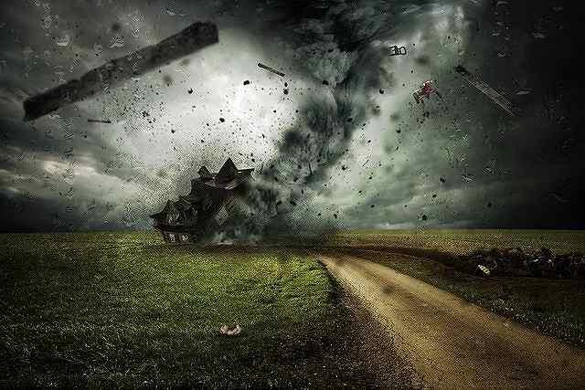 台風のイメージ画像