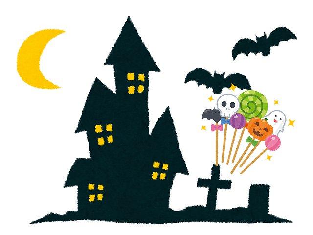 ハロウィン装飾のイメージ画像